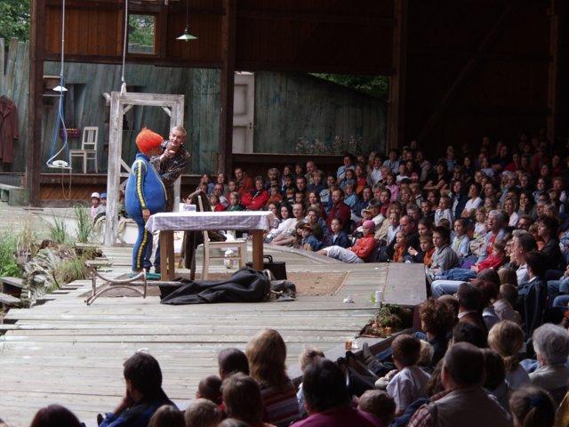 Naturtheater Heidenheim | Die zweitgrößte Bühne in Baden